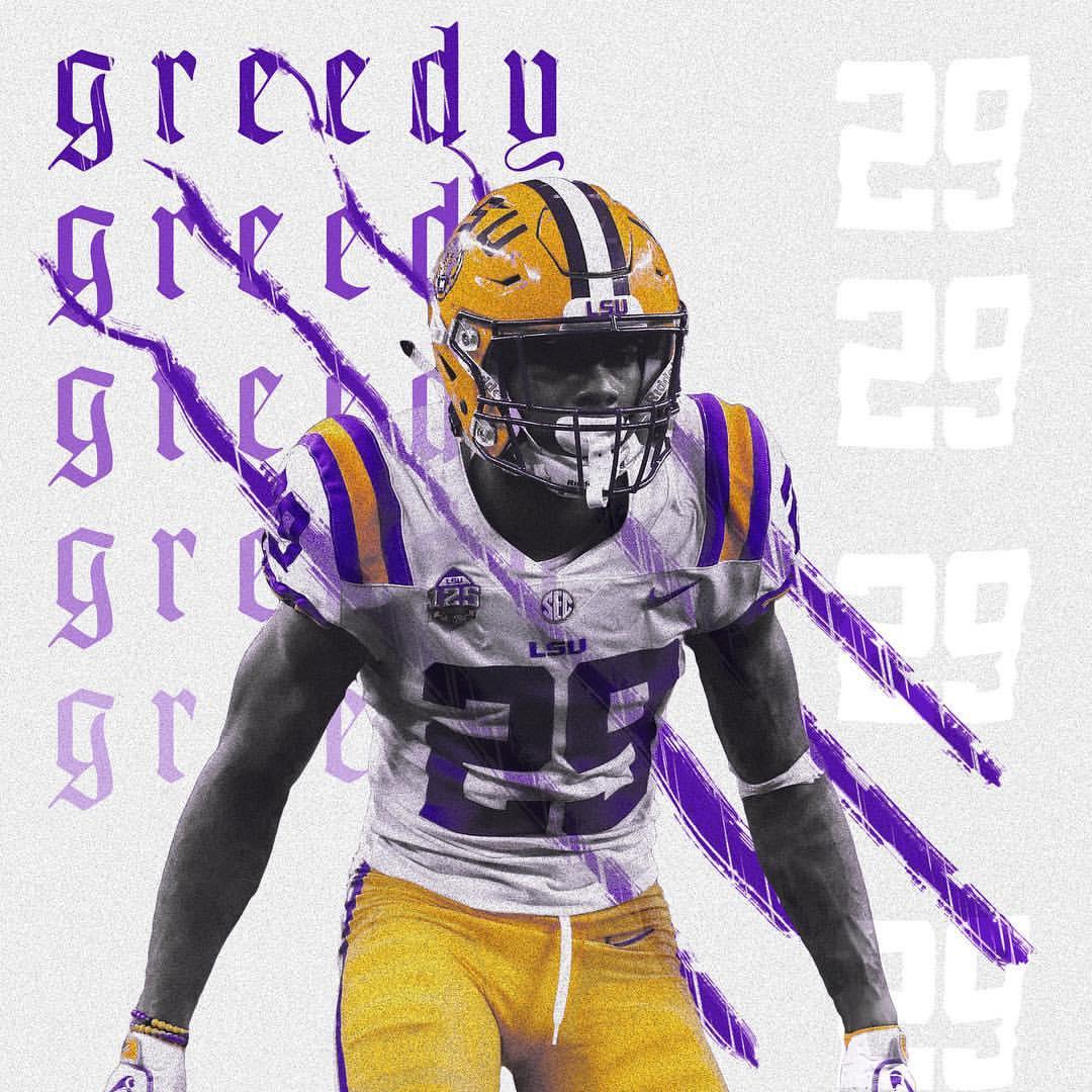 Greedy Williams LSU
