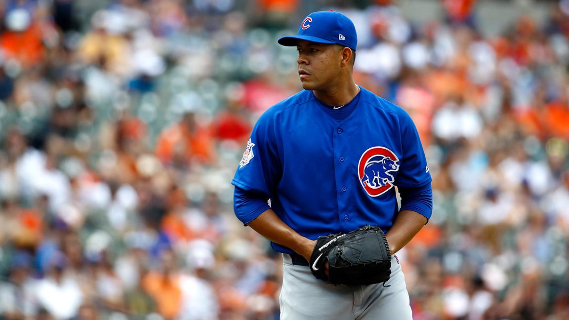 Jose Quintana Chicago Cubs