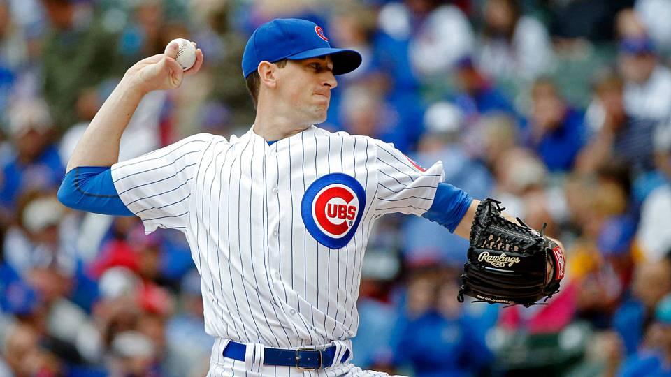 Kyle Hendricks - Chicago Cubs
