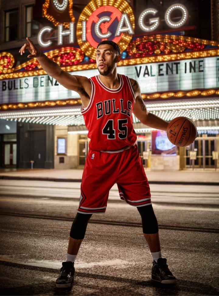 denzel valentine chicago bulls