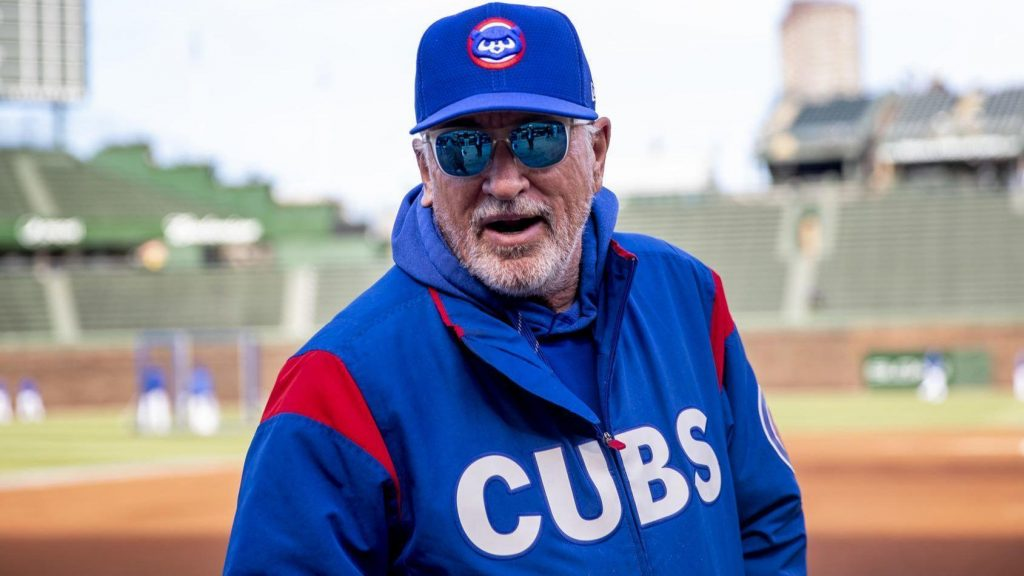 Chicago Cubs Maddon