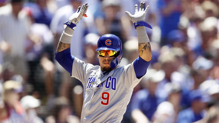 chicago cubs baez