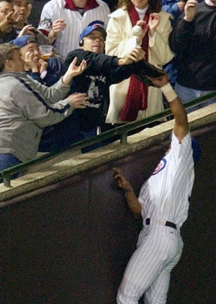 Steve Bartman Sunday Punch Sports