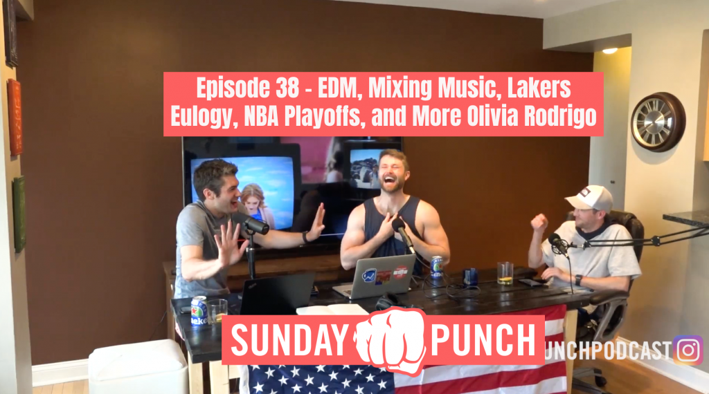 The Sunday Punch Podcast